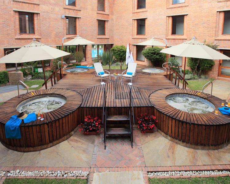 JACUZZI Hotel ESTELAR Paipa Hotel & Centro de Convenciones Paipa
