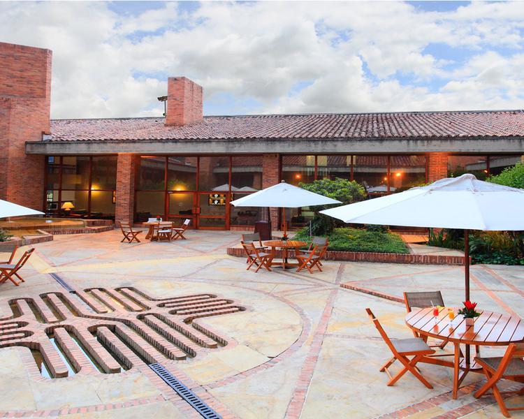 SOLARIUM Hotel ESTELAR Paipa Hotel & Centro de Convenciones Paipa